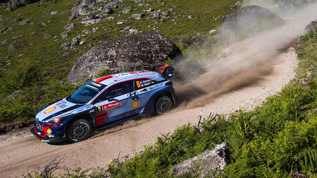 WRC Portugal – Sábado 20 Mayo