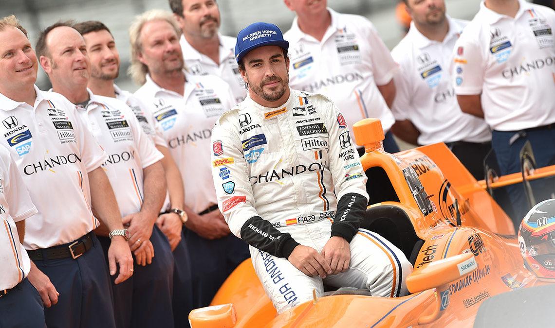 Alonso Indy sabado Qs