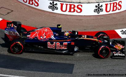 Sainz Mónaco 2016