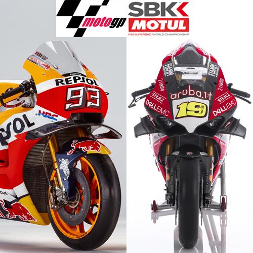 MotoGP & SUPERBIKES